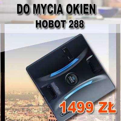 HOBOT 288 - ROBOT DO OKIEN. Kurier pobranie 0zł. Natychmiastowy odbiór: Warszawa, Wrocław.