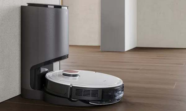 Ecovacs Ozmo T8+ AIVI - laser